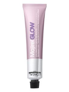 Barva na vlasy Loréal Majirel Glow 50 ml - odstín Light .18 + DÁREK ZDARMA Loréal Professionnel