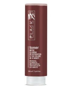 Ošetřující toner pro zvýraznění barvy Black Toner - červená