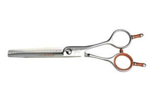 Kadeřnické efilační nůžky Matsuzaki ES 6035D - 35 zubů